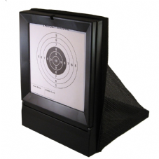 Portable Airsoft Target with catching net